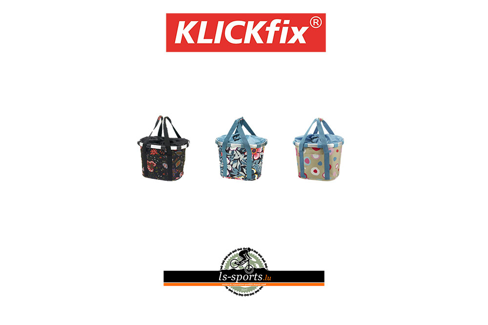 Klick-Fix, Bicycle bags in our Bicycleshop