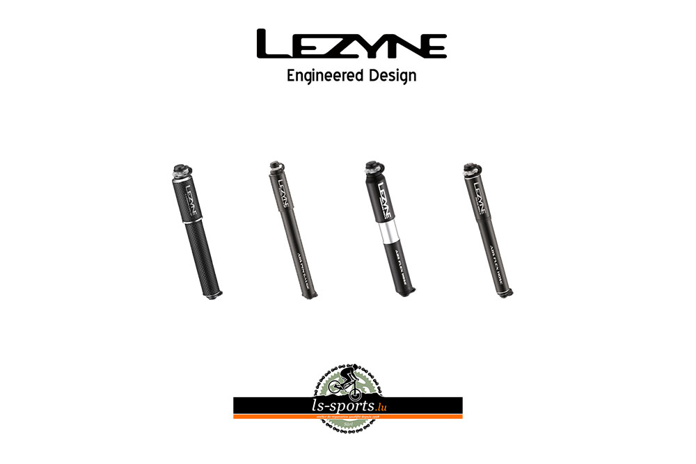 Lezyne, Air pump in our Bicycleshop