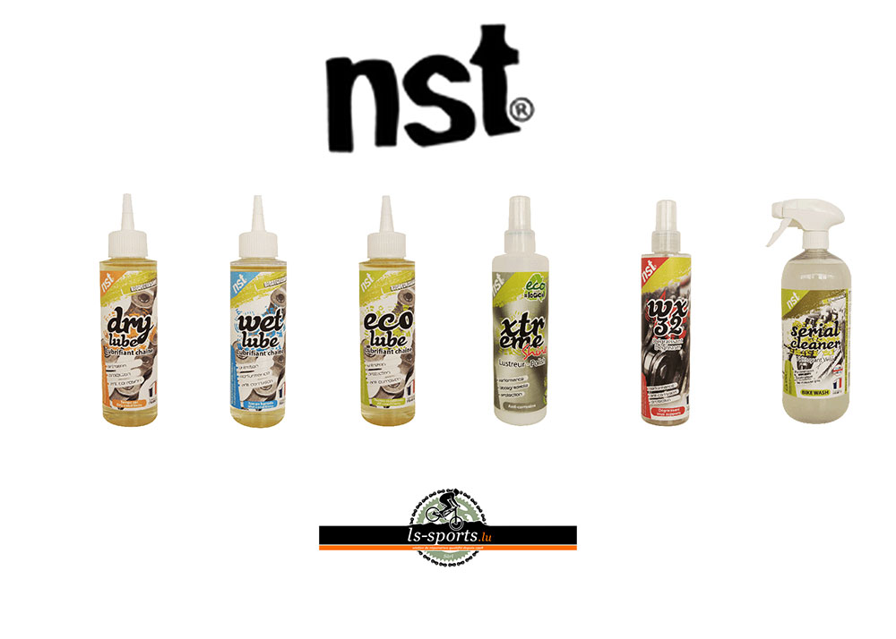 NST, Bio Bike care in our Bicyleshop