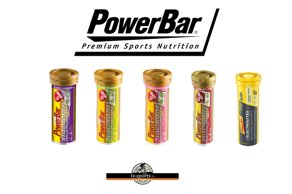 Powerbar, Sport nutrition in our Bicycleshop