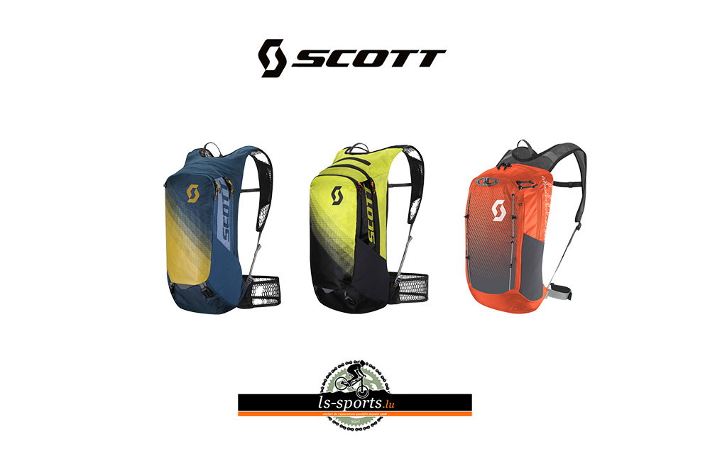 Hydration packs from Scott