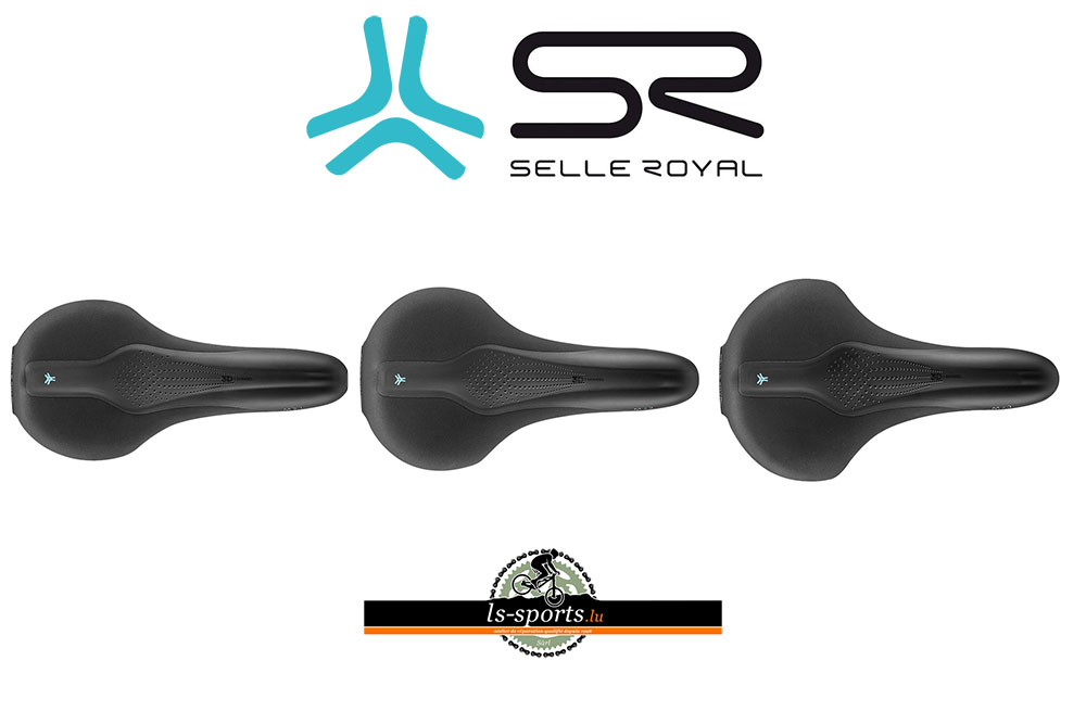 Selle Royal scientia seat for Luxembourg