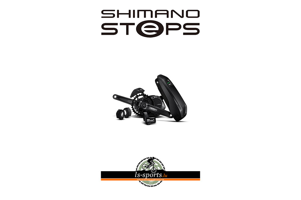 Shimano Steps, E-Bike Parts and service in our Bicycleshop
