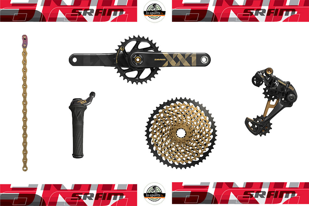 Sram, Bike Parts in our Bikeshop