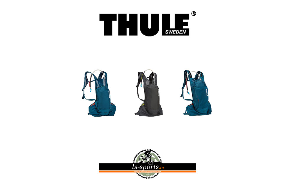 Hydration packs from Thule