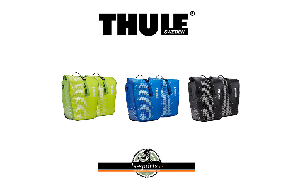 Thule, Bicycle bags and rack in our Bicycleshop