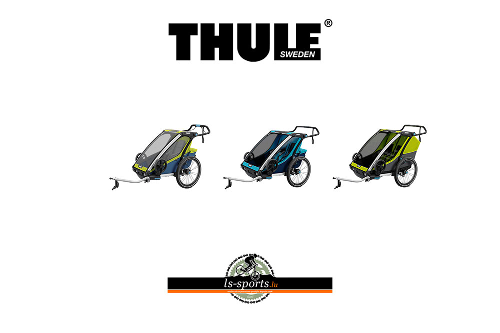 Thule, children bike trailer