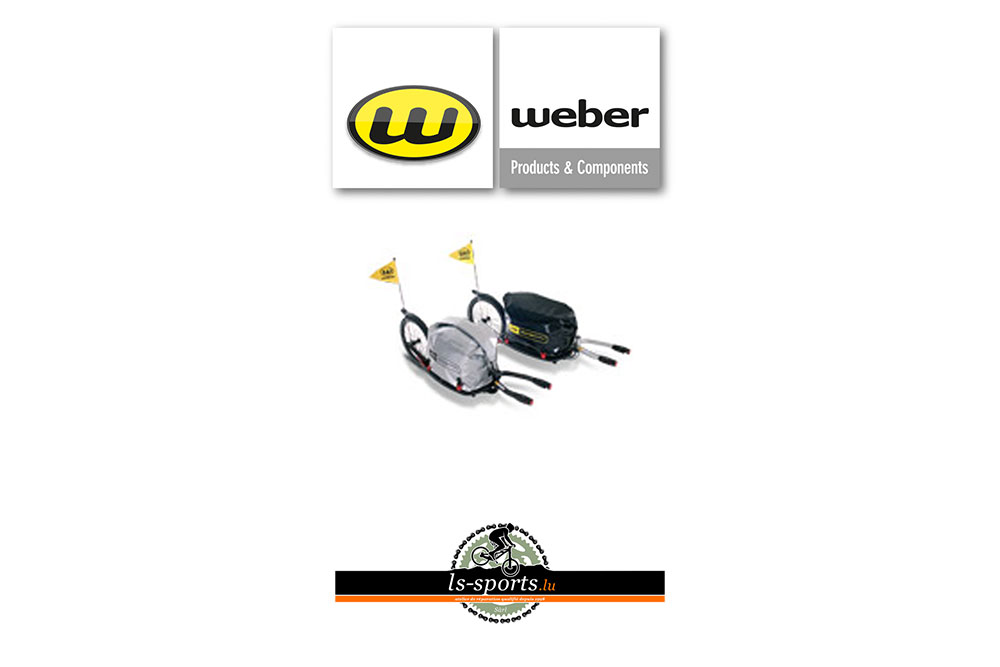 Weber products, Bike trailer