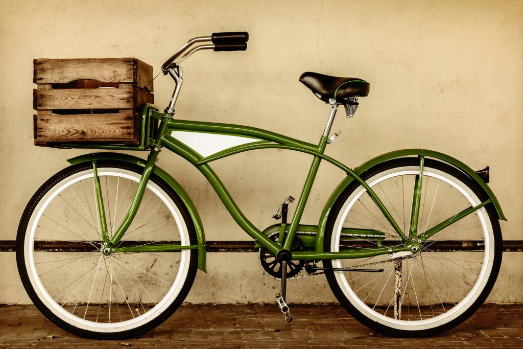 Second hand Bicycle from our bicyleshop